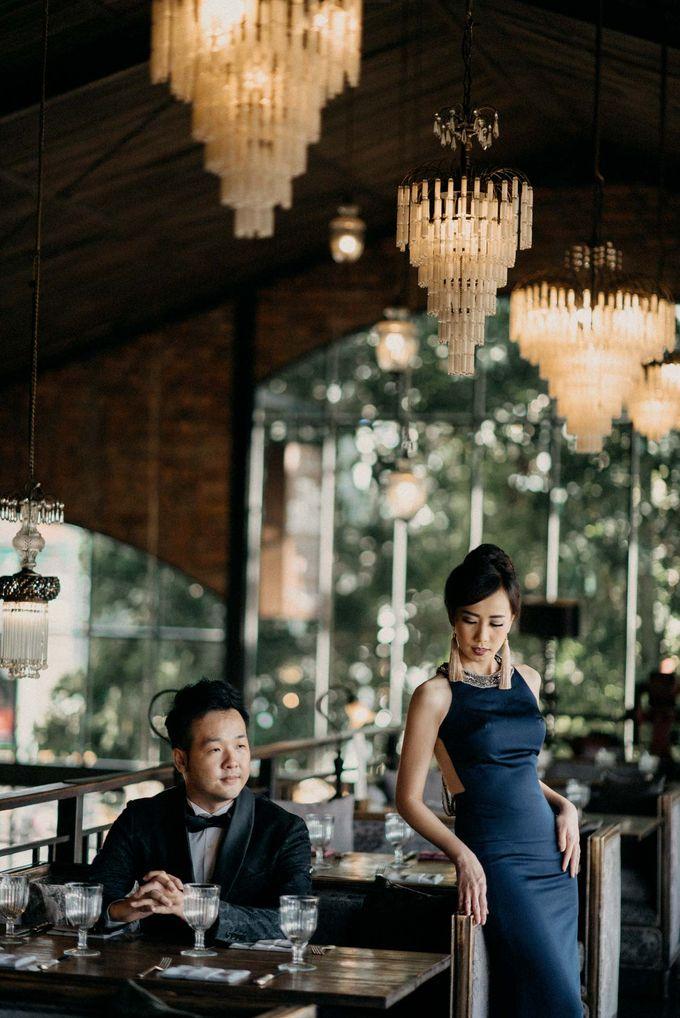 SUNDORO & LIA PREWEDDING by DHIKA by MA Fotografia - 015