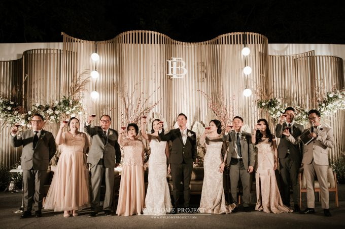 The Wedding of Budiman and Eunike by Elior Design - 005