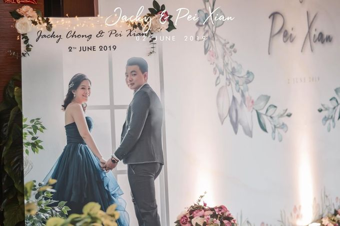 The Wedding of Jacky & Pei Xian by FW Event Pro - 015
