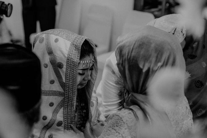 Fachrul & Dela Wedding by AKSA Creative - 015