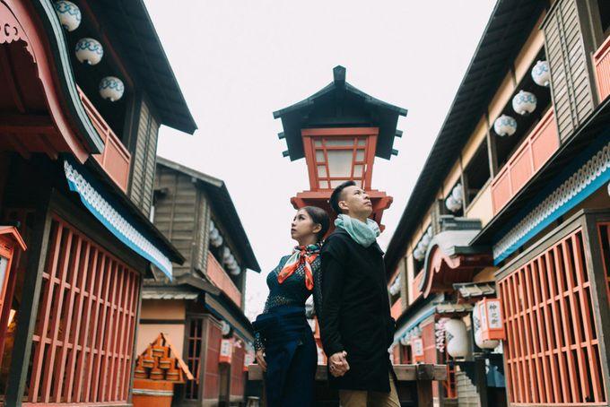 Ditto & Silvy Prewedding by Dhika by MA Fotografia - 015