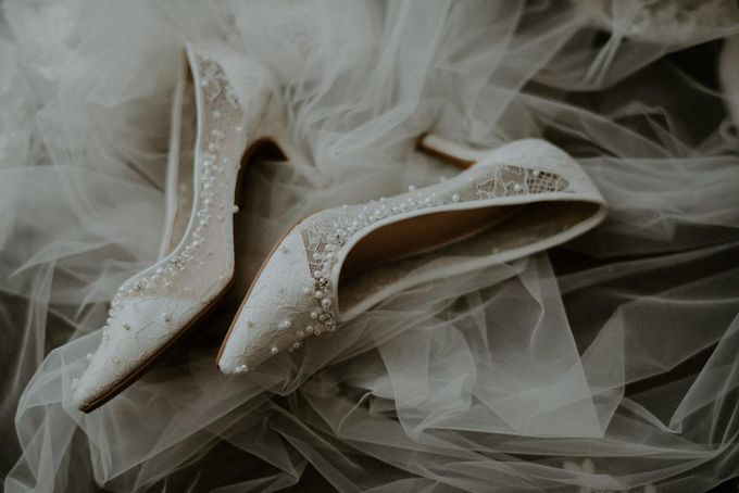 The Wedding of Adhitya & Stevie by Lithe Shoes - 001