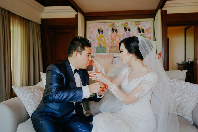 Wedding Hosana & Vina by Ananda Yoga Organizer - 013