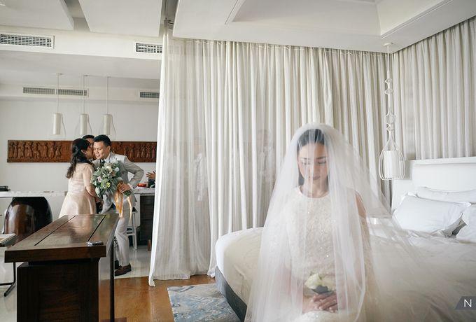 Johan & Finna Wedding by NOMINA PHOTOGRAPHY - 015