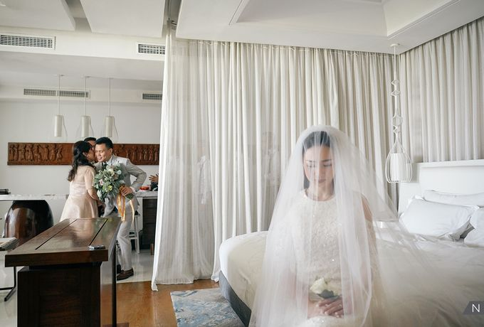 Johan & Finna Wedding by Sofitel Bali Nusa Dua Beach Resort - 015