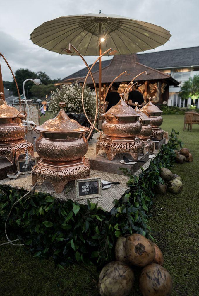 Wedding of Kicha & Bimo by Minity Catering - 005