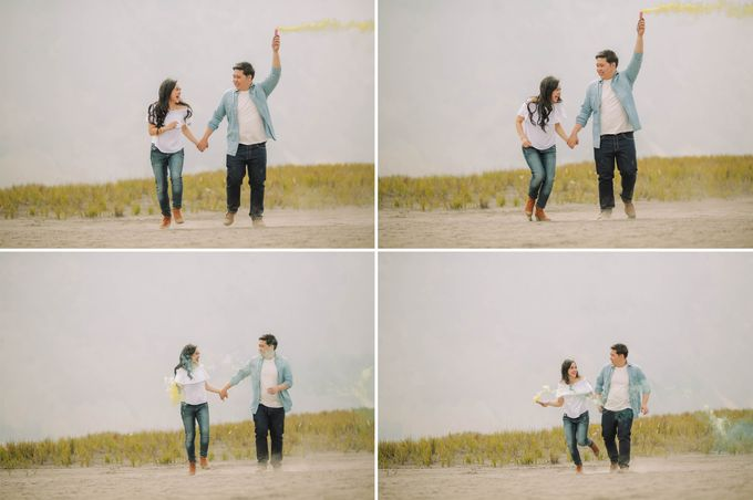 PRE - WEDDING SAMUEL & MERISA BY HENOKH WIRANEGARA by All Seasons Photo - 012