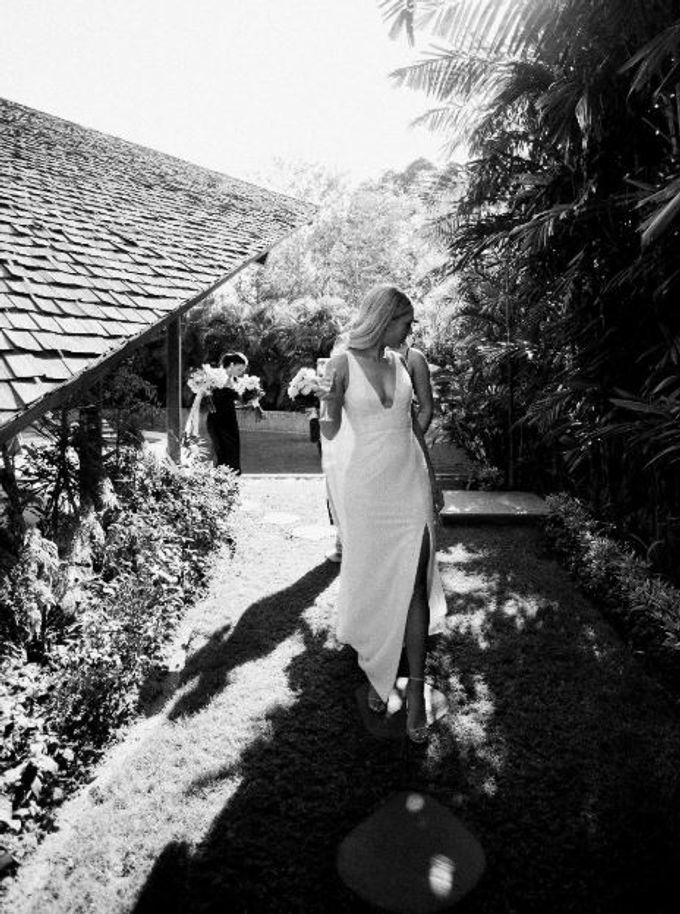 Brooke & Khalid Wedding by Bali Brides Wedding Planner - 015