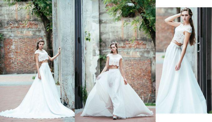 Light Affair Fashion by Cang Ai Wedding - 002