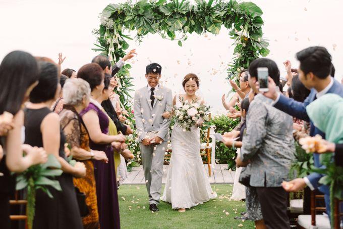Nagisa Bali Wedding For Anh & Steven by Nagisa Bali - 011