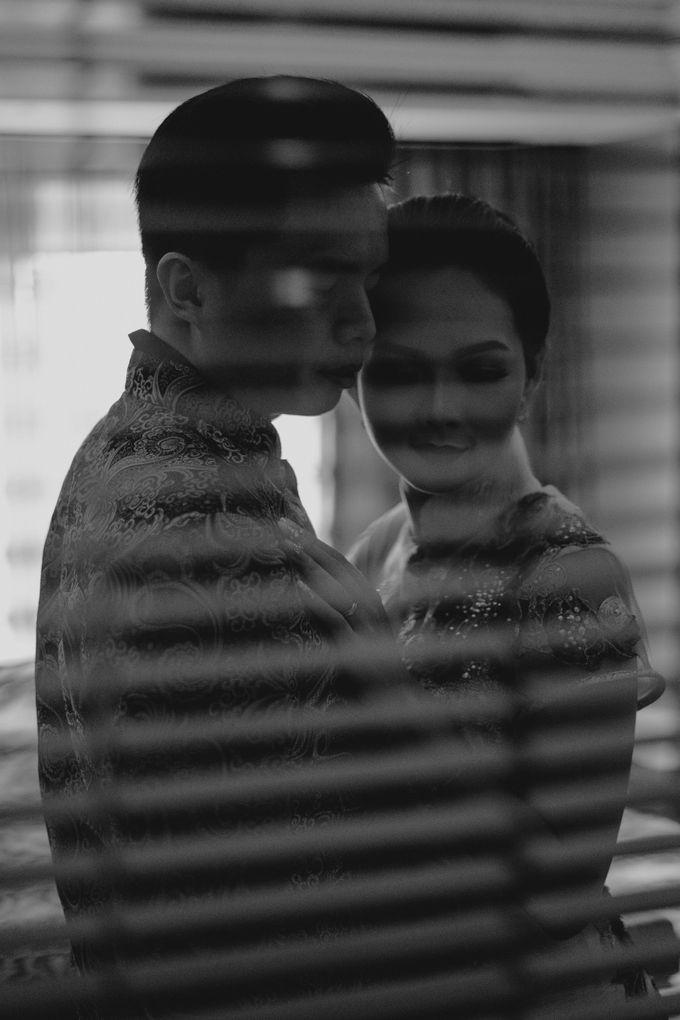 The Wedding of Leon & Audrey by Hotel Indonesia Kempinski Jakarta - 014