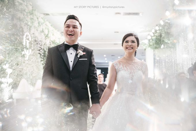 Ito & Jovi Wedding by My Story Photography & Video - 019