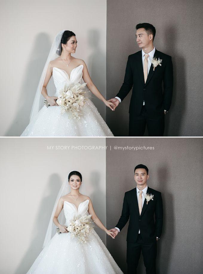 Wedding Tobi & Chrisania by My Story Photography & Video - 015