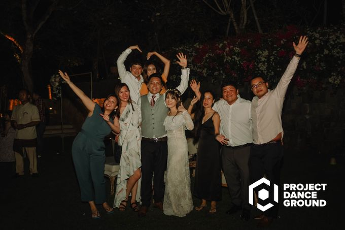 Leslie & Valencia Wedding After Party by Project Dance Ground - 001