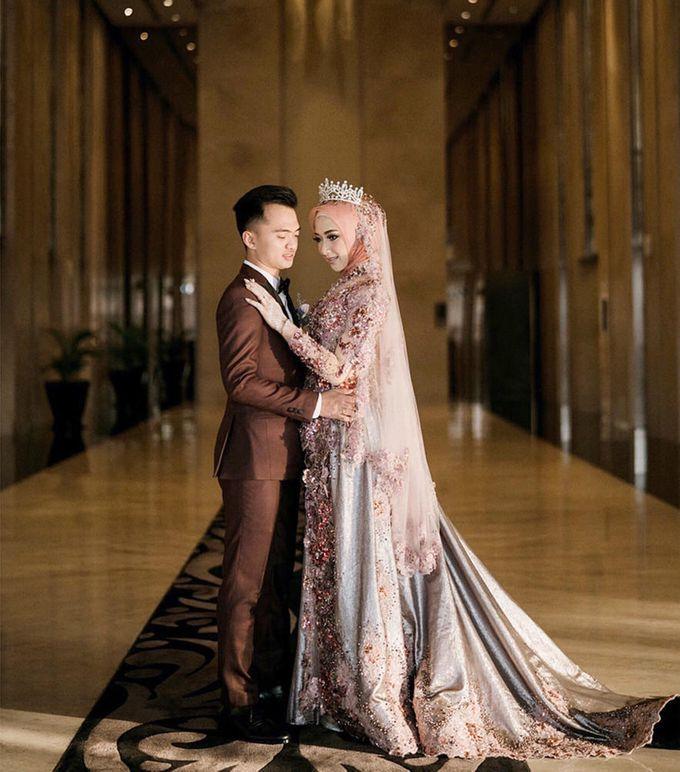 Modern Tradional Kebaya Wedding By Slightshop Com Bridestory Com