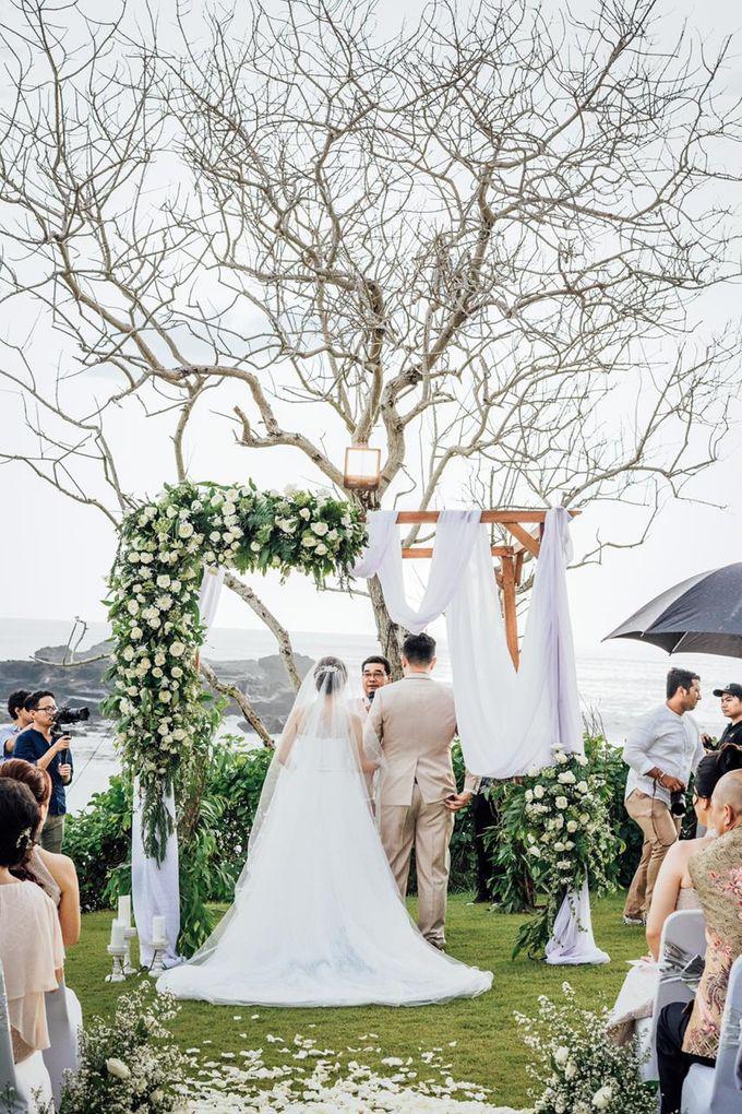 In Honor of Lucky & Mariska by Bali Becik Wedding - 016