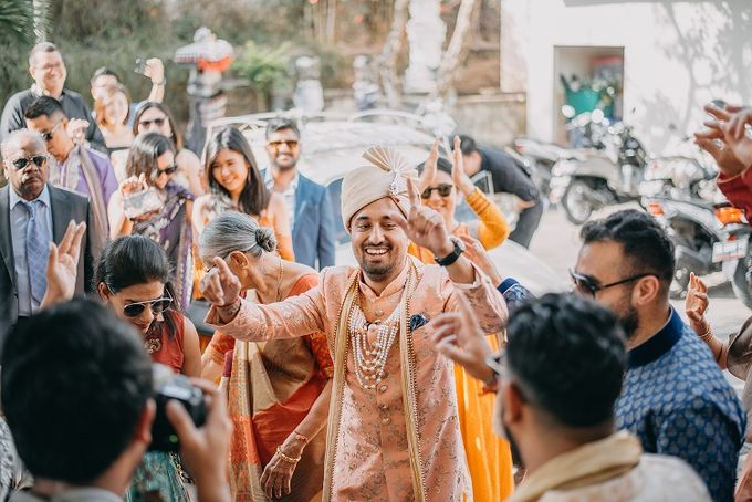 Nagisa Bali Wedding for Neel & Davina by Nagisa Bali - 015