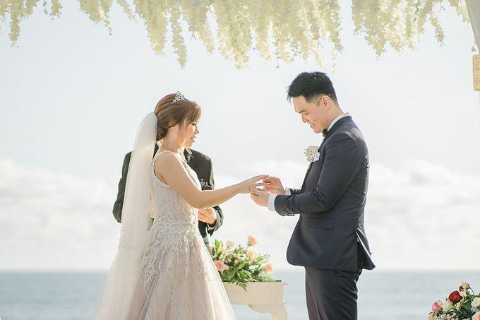 Wedding of Irfanto & Meilani by Nika di Bali - 015