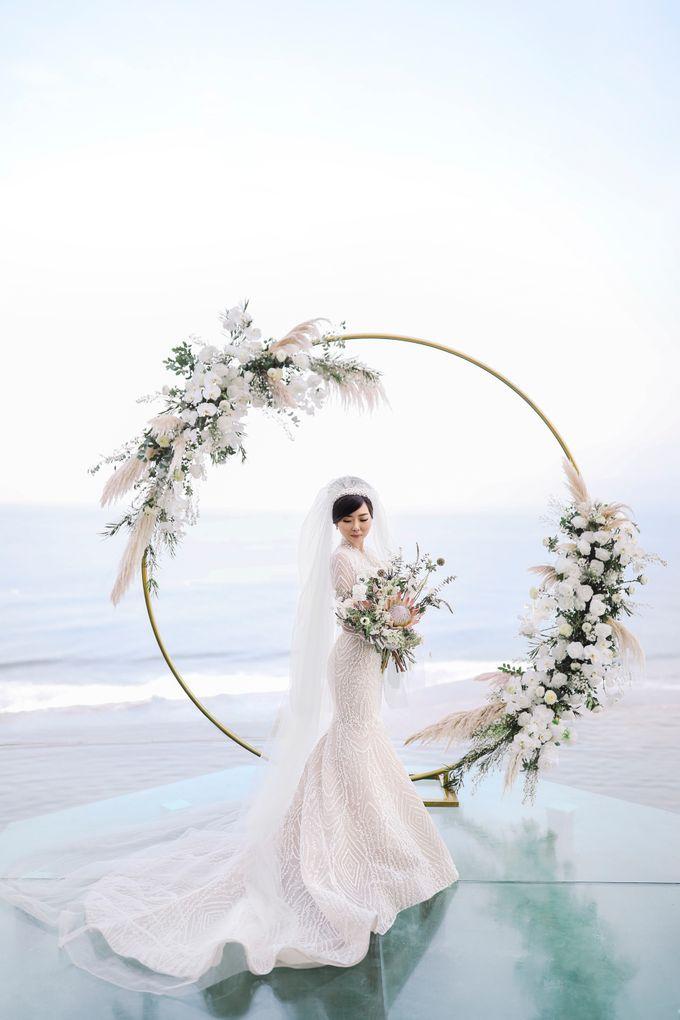 The Wedding of Johnsen & Fortunata by BDD Weddings Indonesia - 015