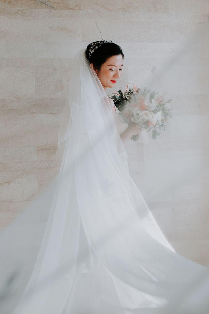 The Wedding of Ryoichi & Stephanie by BDD Weddings Indonesia - 010