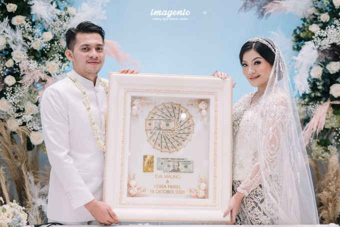 Eva & Fikriel Wedding by Petty Kaligis - 023