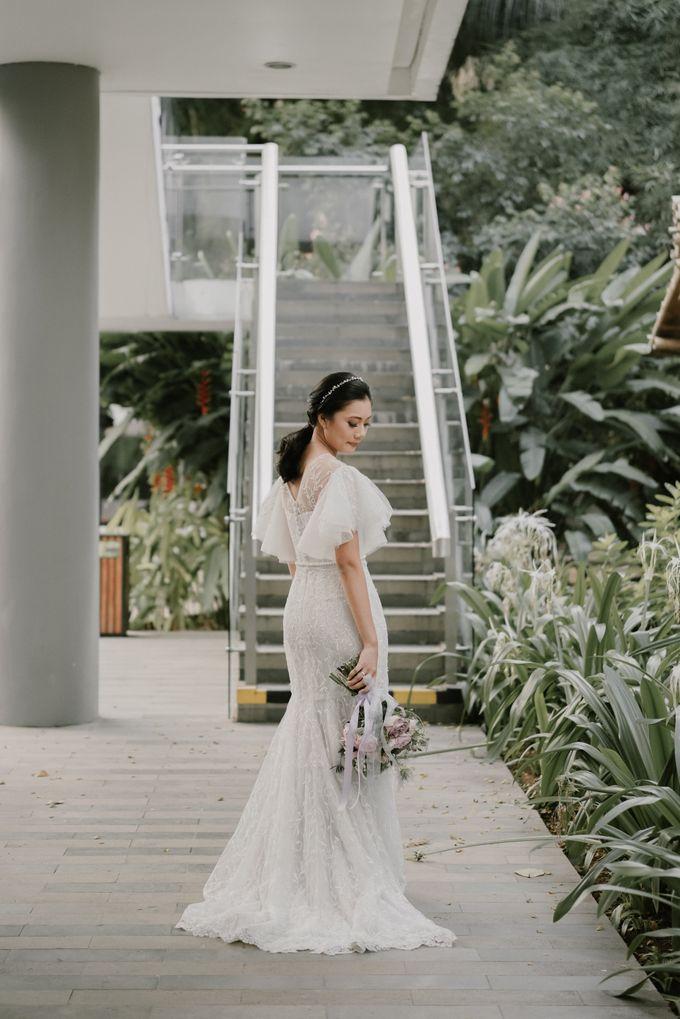 Wilson & Channi Wedding by Koncomoto - 043