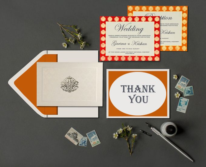 Get 35 Percent Off for First 35 Orders by IndianWeddingCards - 002