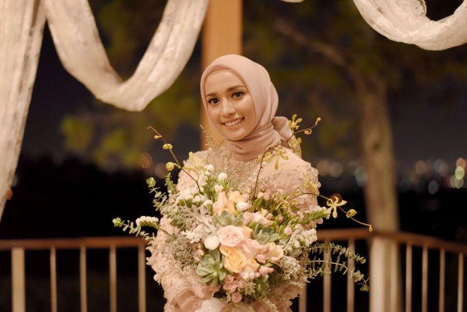 Mega & Aul Engagement by Garland Galore Flower Shop - 004