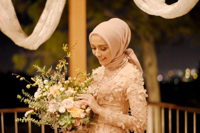 Mega & Aul Engagement by Garland Galore Flower Shop - 007