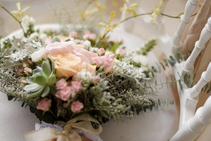 Mega & Aul Engagement by Garland Galore Flower Shop - 002