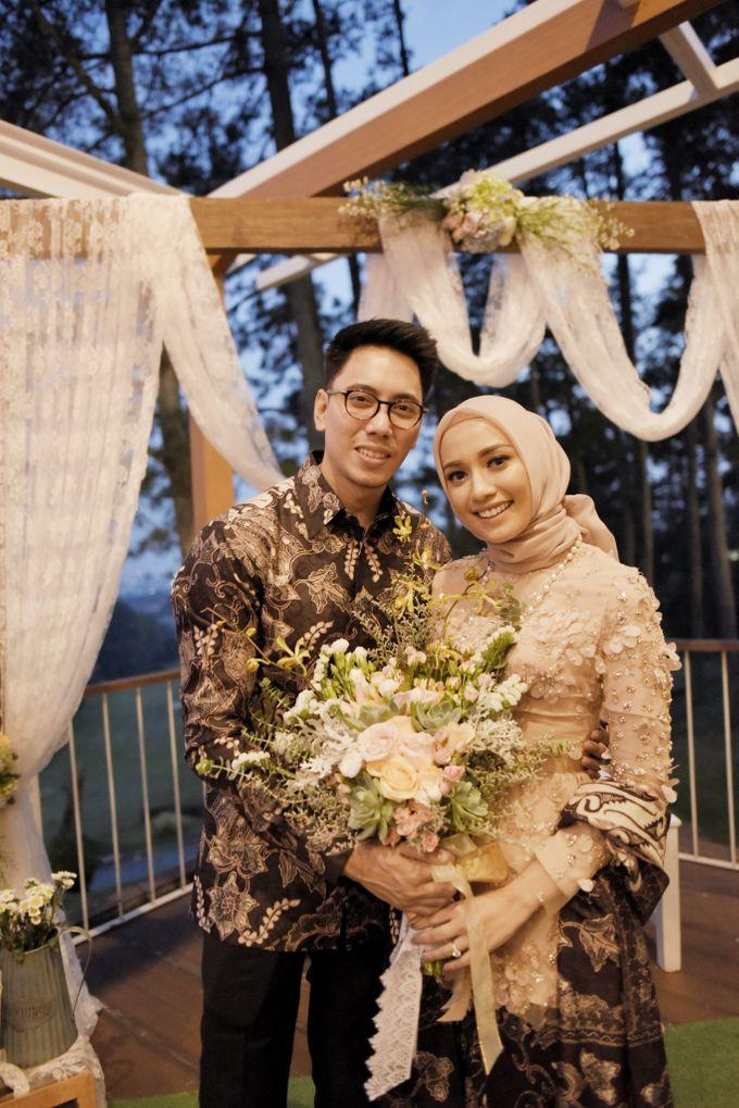 Mega & Aul Engagement by Garland Galore Flower Shop - 008