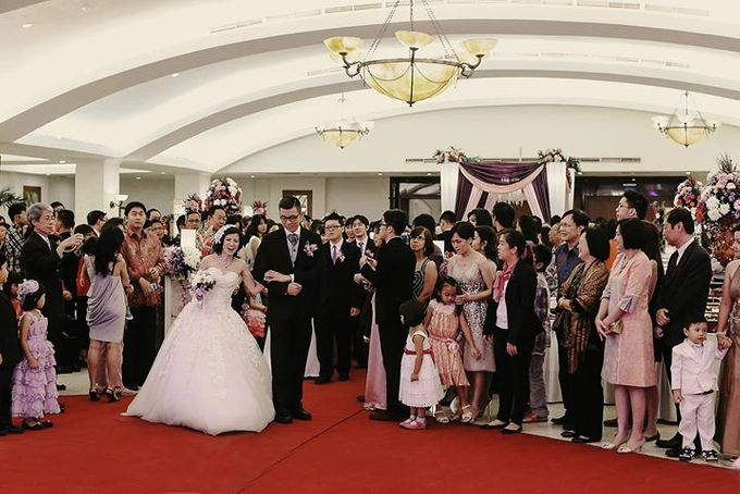JAKARTA | Real Wedding | Bram + Natalia | by YSD by YSD Photography - 030