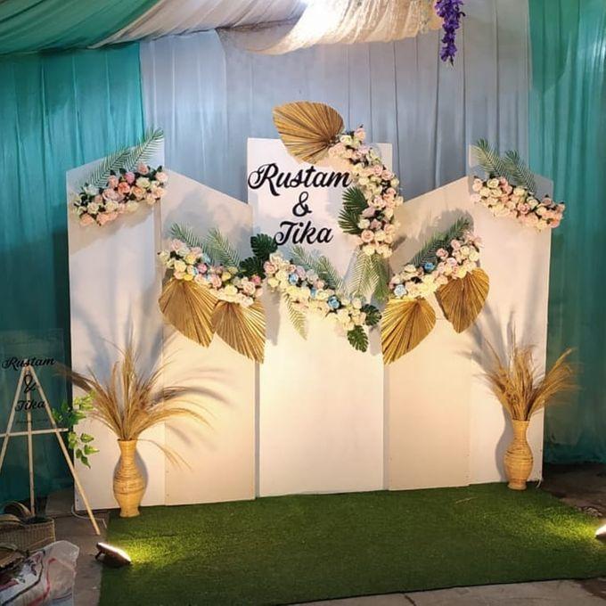 Wedding Rustam & Tika by Kyukyu organzier - 004