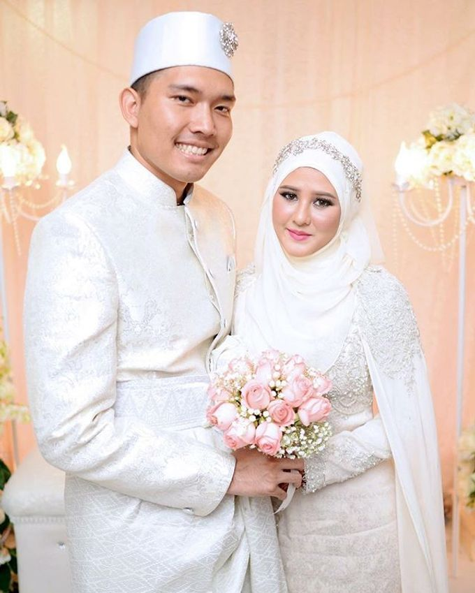 Akmal + Fathia by Azee Photographyical - 030