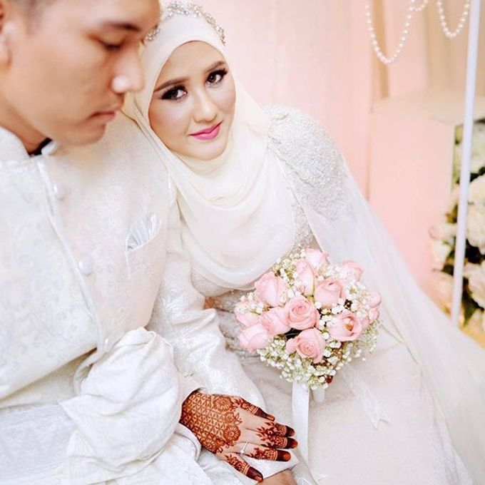 Akmal + Fathia by Azee Photographyical - 025