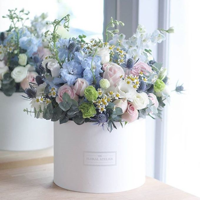 Signature Bloom Boxes by The Floral Atelier - 029
