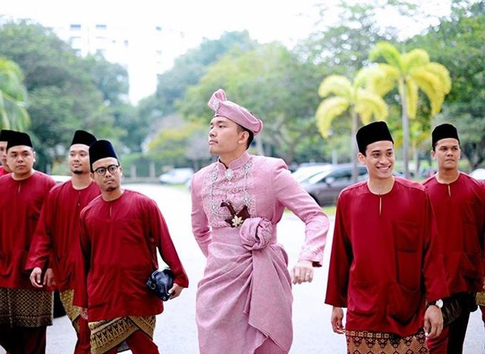 Akmal + Fathia by Azee Photographyical - 021