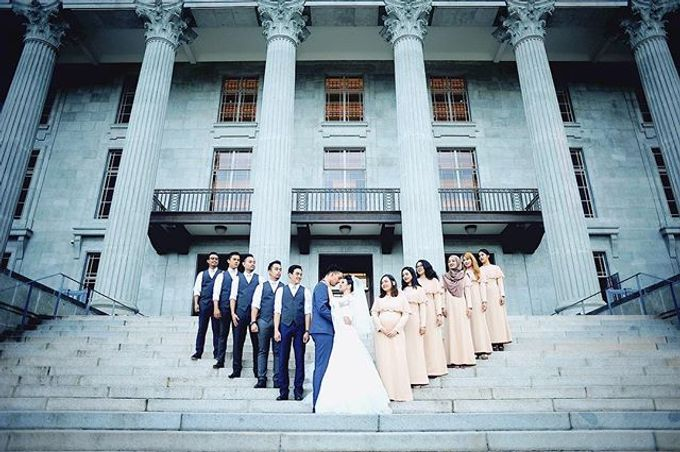 Akmal + Fathia by Azee Photographyical - 007