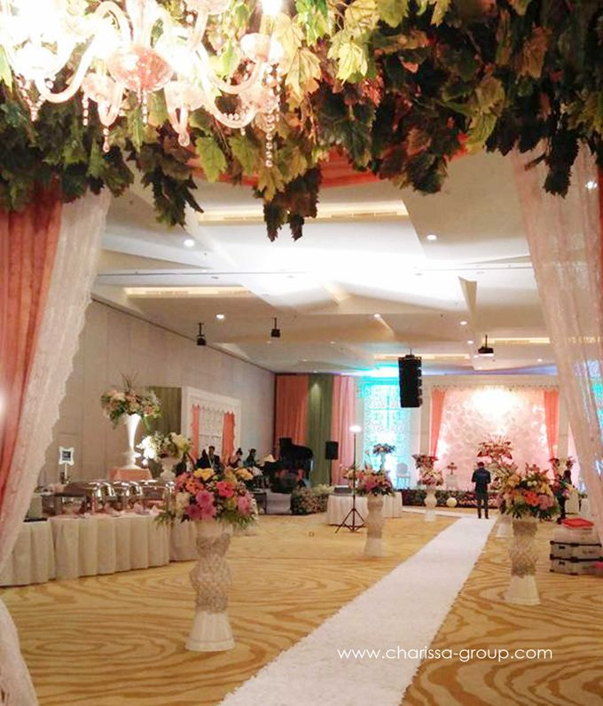 Fredy & Firsty by Charissa Event & Wedding Decoration - 006