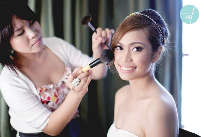 Allan & Jane ties the knot by Nadine Rayo Hair and Makeup Artistry - 029