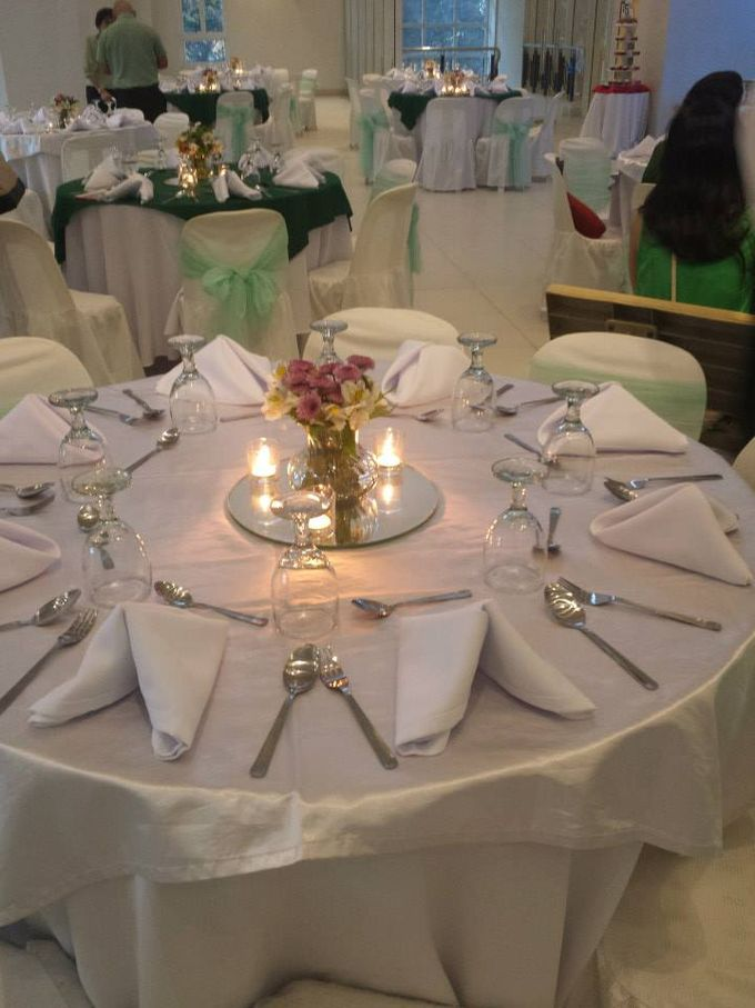 Set up by LKI Catering by LKI Catering Services - 001