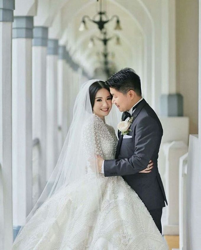 CATUR & MELLISA WEDDING DAY by Tinara Brides - 001