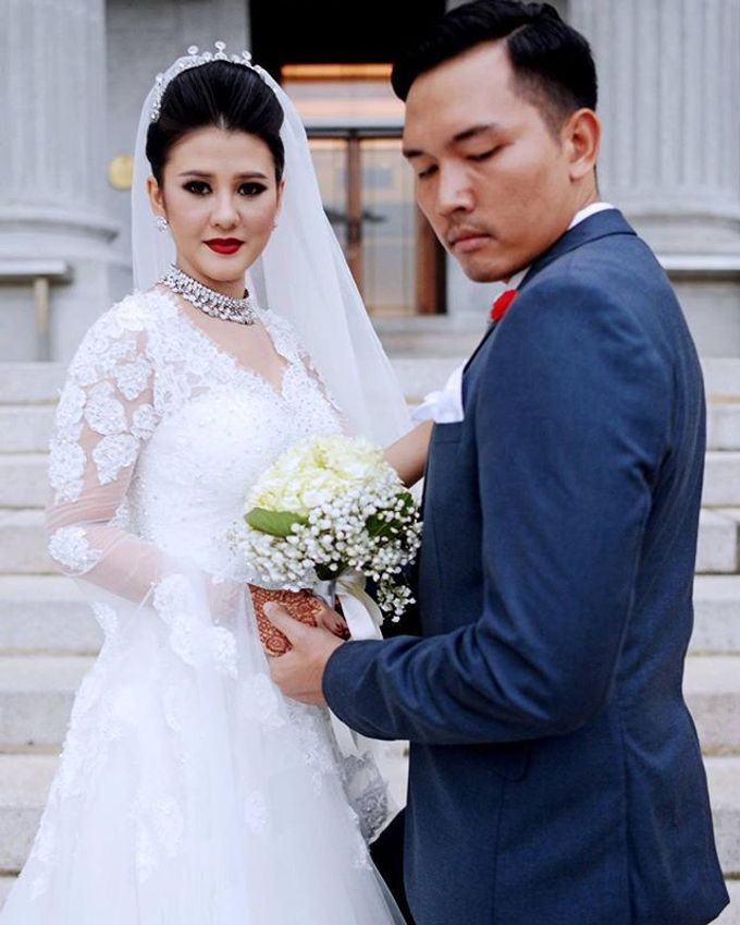 Akmal + Fathia by Azee Photographyical - 003