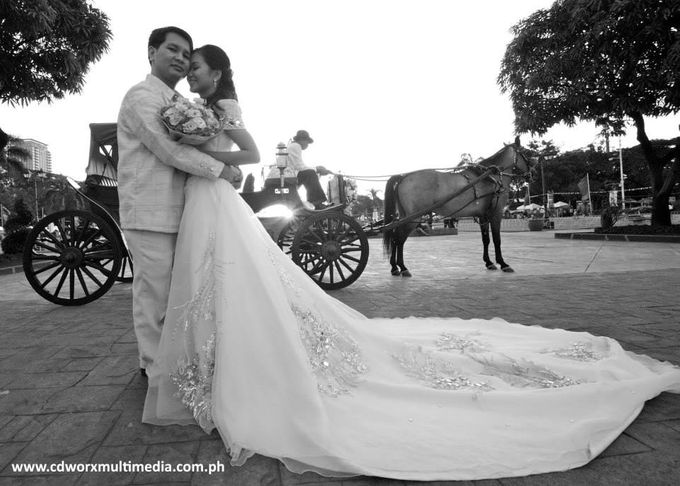 Filipinia Themed Wedding by CDWorx Photography and Videography - 003