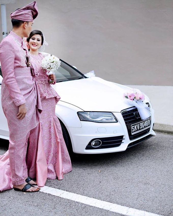 Akmal + Fathia by Azee Photographyical - 016