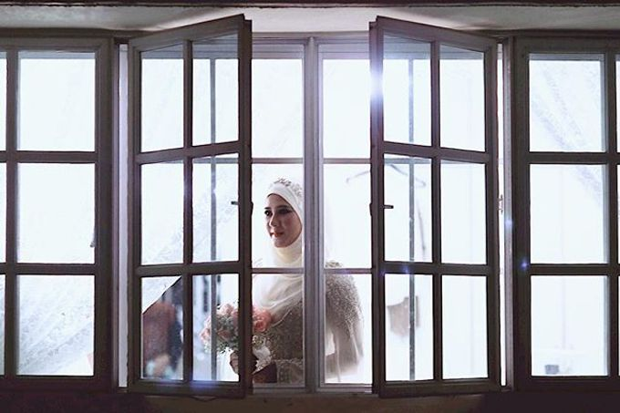 Akmal + Fathia by Azee Photographyical - 034