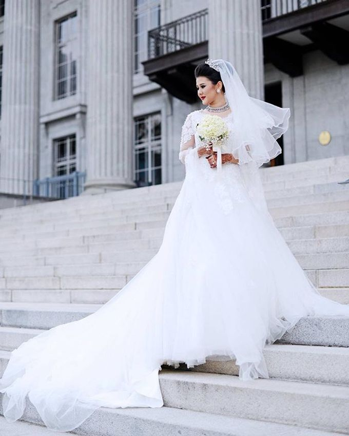 Akmal + Fathia by Azee Photographyical - 005