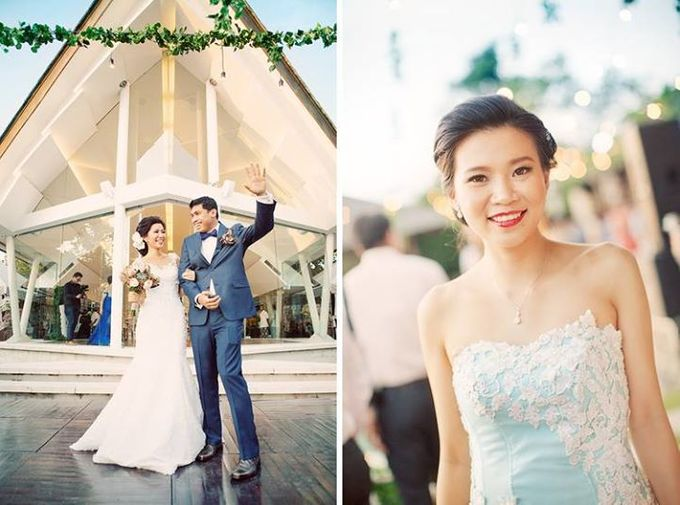 Indah & Robin Cultural Bali Wedding by Flying Bride - 017