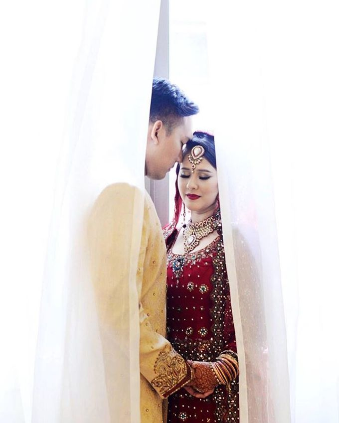 Akmal + Fathia by Azee Photographyical - 009