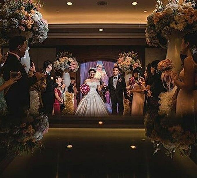 The Wedding Of Benny & Michelle by STILETTO PAGAR AYU - 006